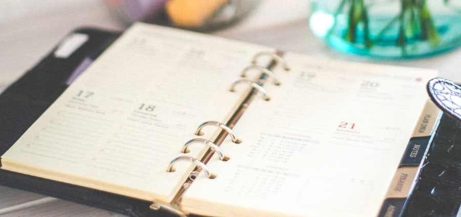 plan ahead scheduling college classes for next semester