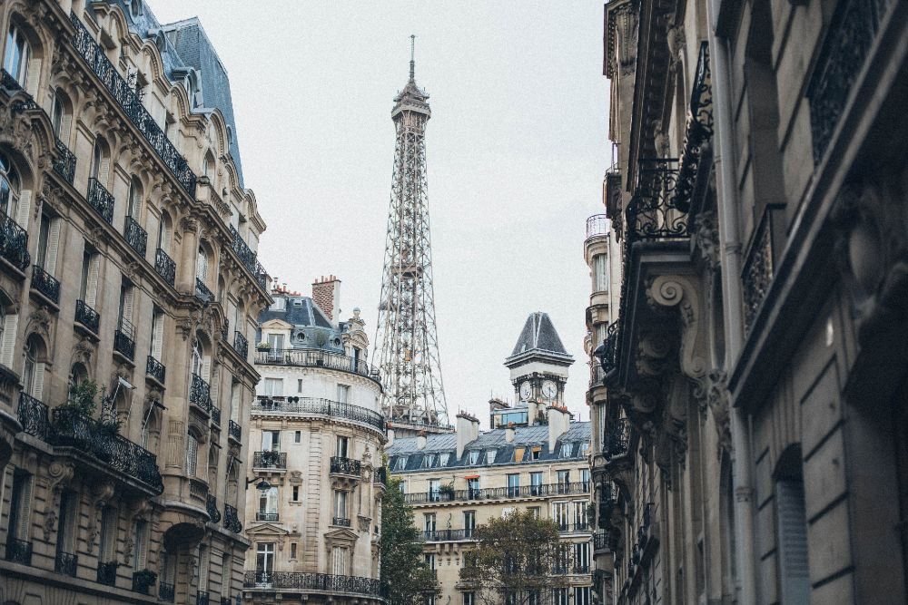 study abroad in paris france