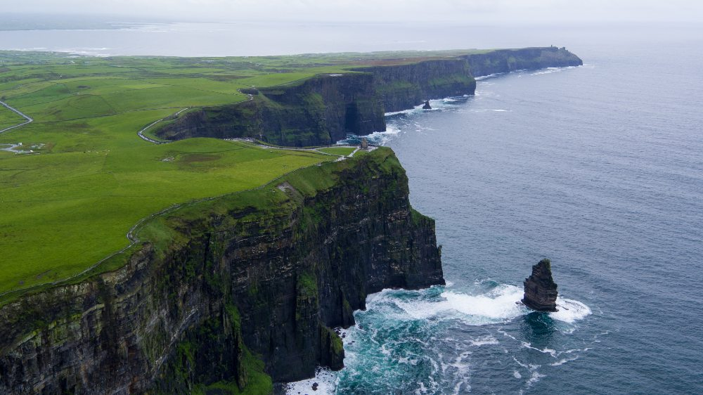 travel to ireland in college