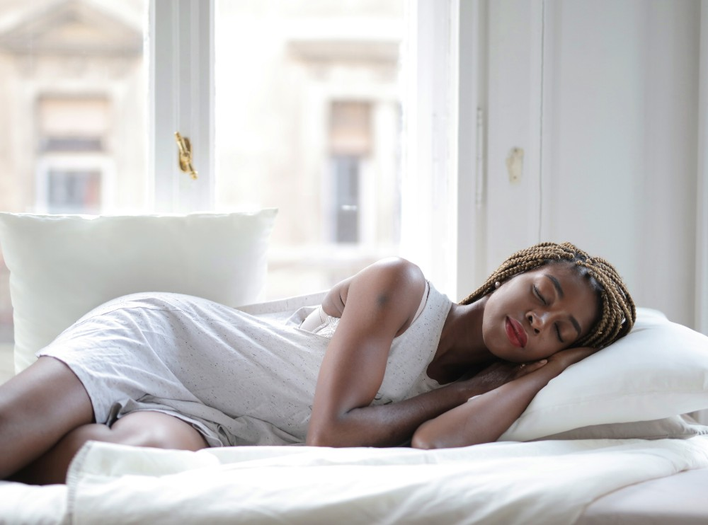 improve your physical health with sleep